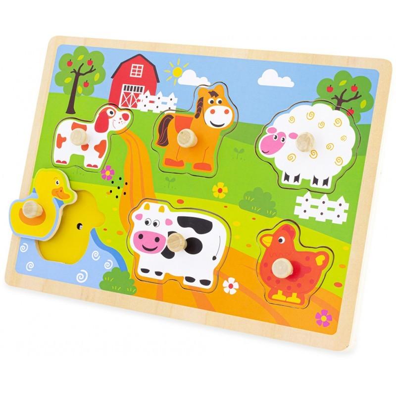 puzzle bois ulysse