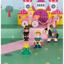 jouet bois princesse
