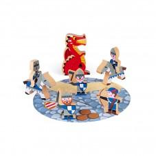 figurine bois janod