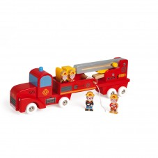 camion de pompier janod