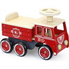 camion de pompier porteur bois vilac pas cher