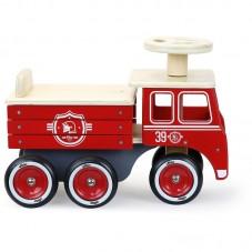 porteur bois camion de pompiers achat