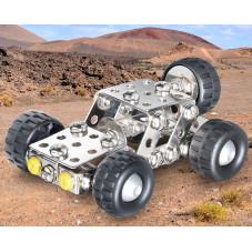 jeep en métal à construire eitech