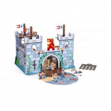 château de chevalier en bois de janod
