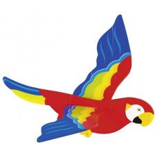mobile perroquet décoration de chambre naissance