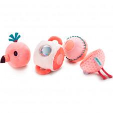 jouet d'éveil rouleau sonore lilliputiens