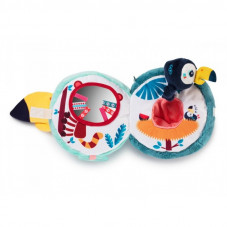 pablo le toucan jouet d'éveil lilliputiens