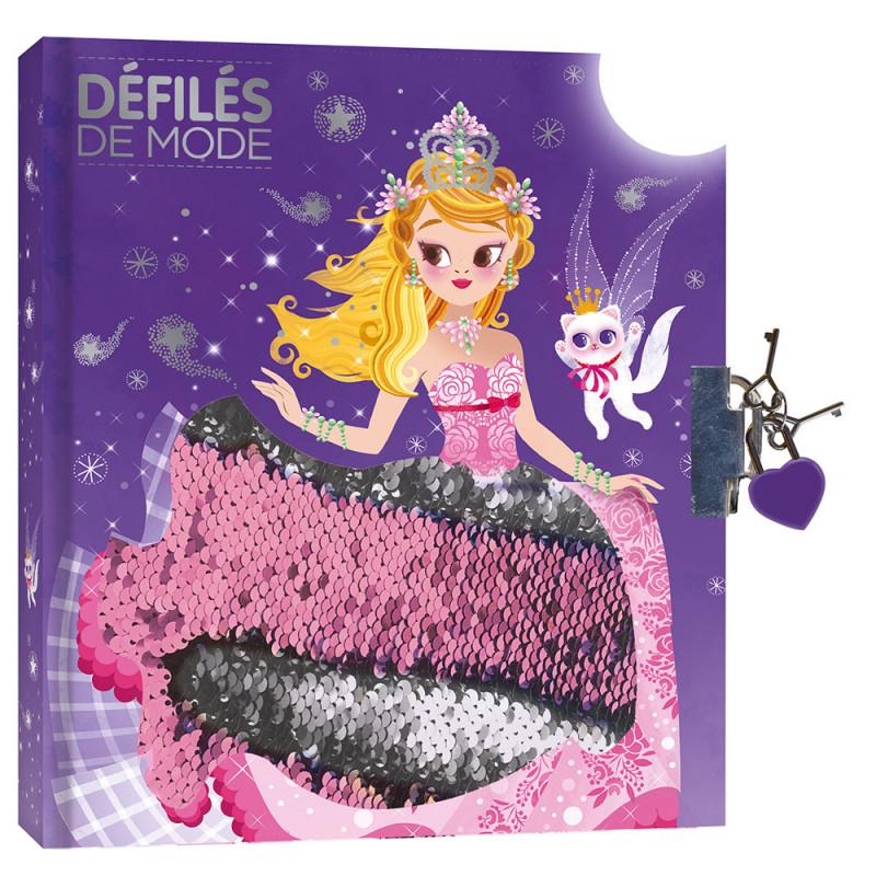 carnet secret princesse janod