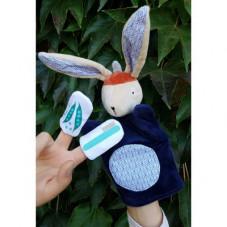 marionnette à main lapin