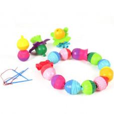 jeu de perles montessori