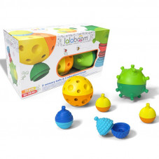 balles sensorielles montessori