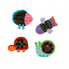 Atelier créatif enfant magasin centre ville Poli petit pois