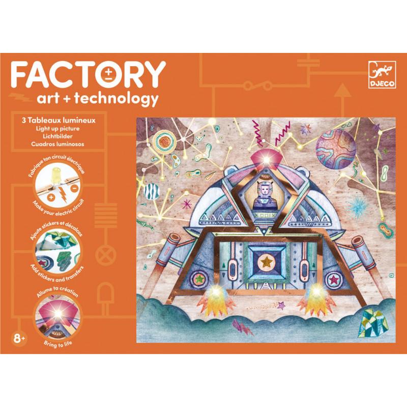 Odyssée factory Djeco