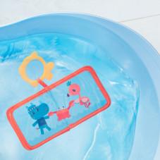 jouet de bain livre lion lilliputiens