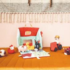 jouet d'éveil en tissu 18 mois lilliputiens