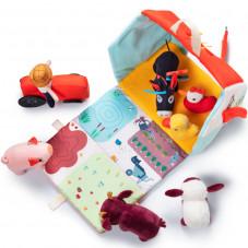 jouet d'éveil la ferme de lilliputiens