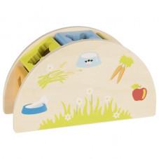 jouet d'éveil en bois goki