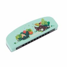 harmonica enfant dans la jungle moulin roty