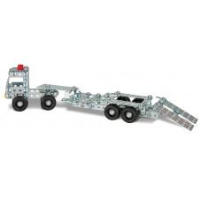 camion en métal à construire meccano