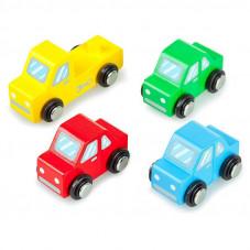 voitures en bois garage