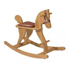 cheval à bascule en bois moulin roty 1 an