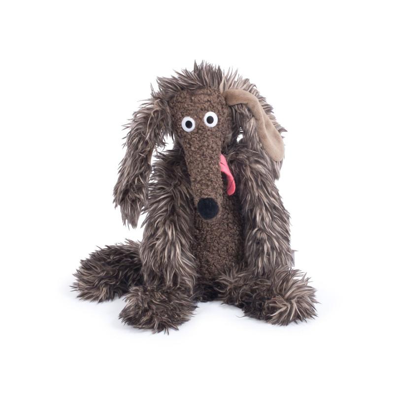 peluche chien pourri moulin roty
