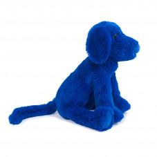 peluche chien bleu l'école des loisirs moulin roty