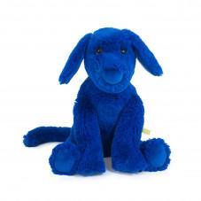 peluche chien bleu moulin roty