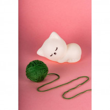 veilleuse lampe chat silicone