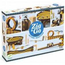 zig & go jeu de construction djeco 8 ans