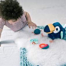 jouet d'éveil pablo le toukan lilliputiens