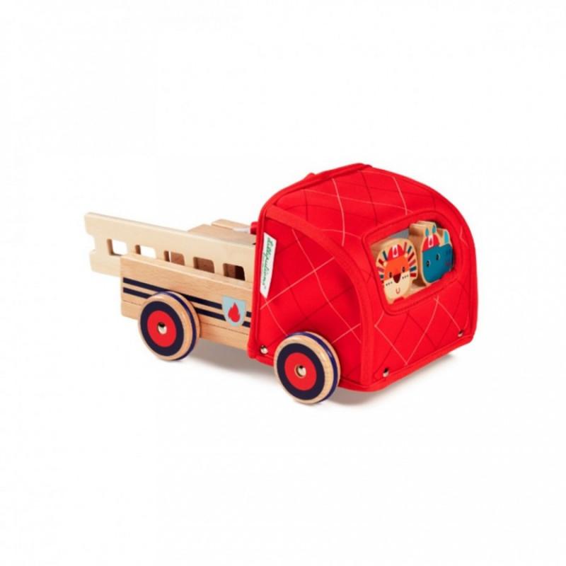 camion de pompier marius lilliputiens