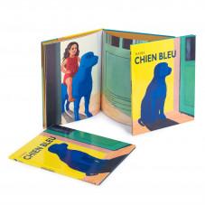 livre chien bleu moulin roty école des loisirs