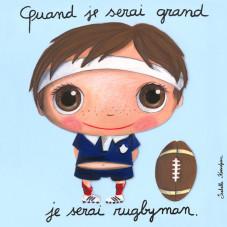 quand je serai grand rugby