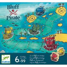 Bluff Pirate  Djeco