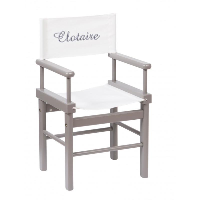 fauteuil moulin roty au prénom