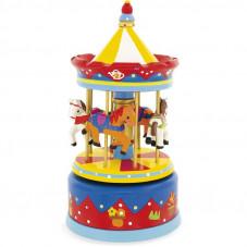 carrousel boite à musique