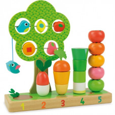 jouet d'éveil en bois vilac