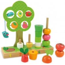 jouet en bois 18 mois vilac apprendre à compter