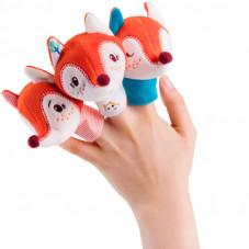 alice marionnette à doigt lilliputiens