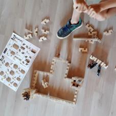 jeu de construction en bois made in france
