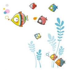 Poissons mer deco made in France