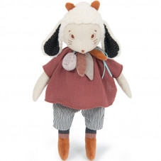 peluche mouton fenouil moulin roty