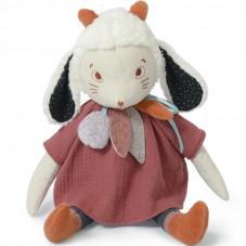 peluche mouton après la pluie moulin roty