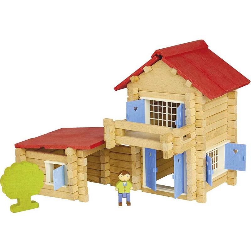 jeu de construction bois france