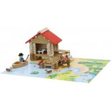 cabane de pêche jeujura