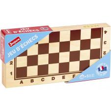jeu d'échecs pliant jeujura