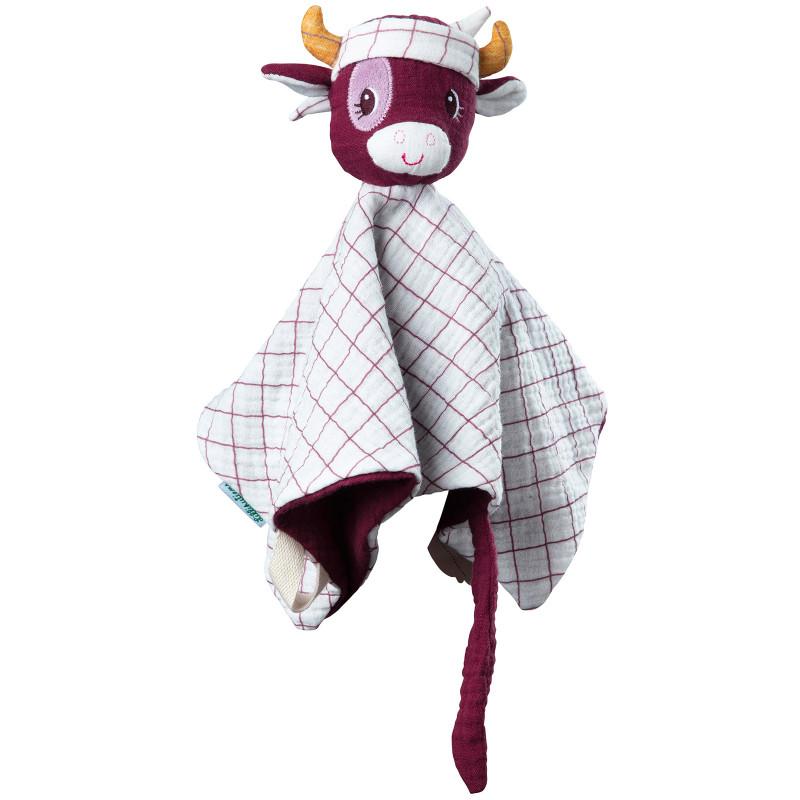doudou éco rosalie la vache