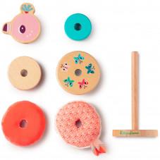 jouet d'éveil bois lilliputiens