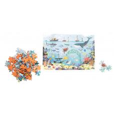 puzzle océan moulin roty